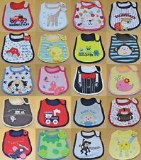 1Pcs Baby Boy Girl Infant Bib Lunch Bibs Waterproof Saliva Towel Baby supplies