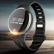 E07 Waterproof Smart Watch Bluetooth 4.0 Bracelet Sport Health Pedometer Sleep