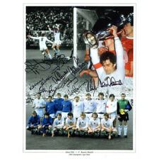 Aston Villa – 1982 European Cup Winners – Photo signed by 11