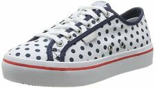 PEPE JEANS DUFFY DOTS [SIZE 36 / 38 / 39 / 40 / 41] WOMEN'S SNEAKERS WHITE