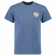 Georgia Tech Yellow Jackets Blue 84 Overdyed T-Shirt - Navy - College