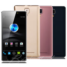 Unlocked 5'' Android Quad Core 2SIM 3G Cell Phone T-mobile AT&T Smartphone 8GB