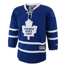Toronto Maple Leafs Reebok Youth Premier Home Jersey - Blue - NHL