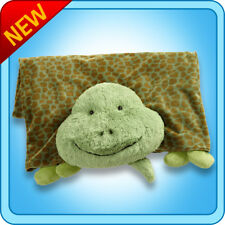 Authentic Pillow Pet Tardy Turtle Reptile Blanket Plush Toy Gift
