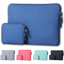 "Laptop Notebook Sleeve Pouch Case Bag For 13.3"" 13"" inch Apple MacBook Pro/Air"