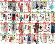 Vintage Retro Simplicity Sewing Pattern 40s 50s 60s 70s Pinup Rockabilly New UPK