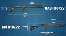 Fab Defense Tactical Stock for Ruger 10/22 - ALL Variations