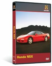 History Channel Presents: Automobiles - Honda-NSX (DVD, 2009)