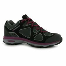Karrimor Womens Ladies Surge Walking Shoes Padded Collar Hiking Outdoor Lace Up