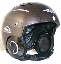 GATH GUNMETAL GREY GEDI SURF HELMET: ideal for jetski, windsurfing