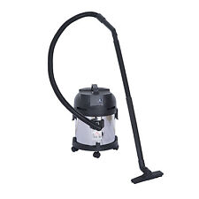 Wet and Dry Vacuum Cleaner 1200w 20L 230v Stainless Steel Carpet Floor Cleaning