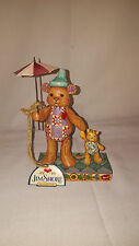 """2007 JIM SHORE HEARTWOOD CREEK """"HAND IN HAND"""" BEAT WITH CAT & MOUSE #4008185"""