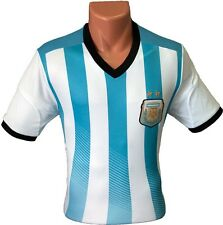 Argentina Copa America National Soccer Team Jersey Futbol Sport Shirt MEN