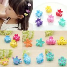 36pcs Hot Mini Hair Claw Clips Baby Girls Jaw Clamp Clips Cartoon Hair Clips