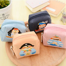 Changes Bag Purse Wallet Coin Bag Change Wallet Creative Make up Bag Pirate