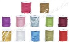 2mm X 100 Yard Rattail Ribbon Cord Chinese Knot for Weddings, Parties, Birthday