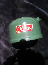 COLEMAN GREEN GAS LANTERN PART.NICE FOUNT OFF A 4 OF 1983 MODEL 220K