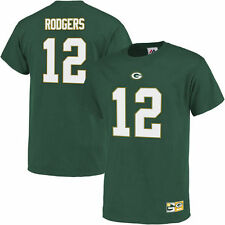 Aaron Rodgers Majestic Green Bay Packers T-Shirt - NFL