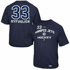 Dustin Byfuglien Reebok Winnipeg Jets T-Shirt - NHL