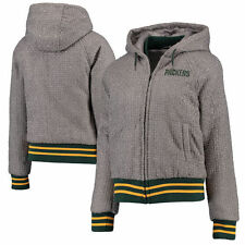 Green Bay Packers G-III Sports by Carl Banks First Team Varsity Jacket - NFL