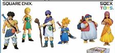Square Enix Dragon Quest Character Figure Collection Chapter of Heaven Vol 2