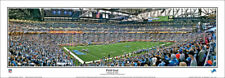 Detroit Lions at Ford Field  Field Goal Panoramic Poster 1050