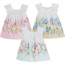 Mayoral Baby Girls 3M-24M Floral Lace Social Party Dress (Aqua, Pink, Yellow)