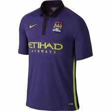 MEN'S SOCCER  FOOTBALL NIKE JERSEY DRI-FIT M.C.F.C. MANCHESTER CITY # 631208 547