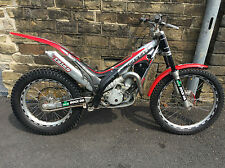 GAS GAS TXT 125 PRO 2005 TRIALS BIKE  - NICE BIKE !