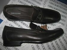 "NIB  ENZO FELDINI  ""EUROPEAN LOAFER""  DRESS CASUAL PREMIUM SHOES"