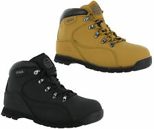 Groundwork Leather Safety Steel Toe Mens Hiking Walking Work Boots Shoes UK3-13