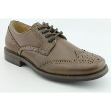 NIB$139 Calvin Klein laurence premium leather  oxford shoe MED BROWN