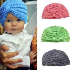 Baby Boy Girl Childrens Europestyle Crochet Cap Knit Hat Cap