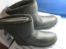 NEW KHOMBU MENS MARSH WATERPROOF WINTER BOOTS