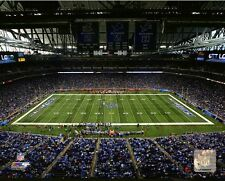 Ford Field Detroit Lions 2015 NFL Action Photo SM111 (Select Size)