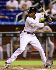 Dee Gordon Miami Marlins 2015 MLB Action Photo SQ038 (Select Size)