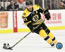 Patrice Bergeron Boston Bruins 2015-2016 NHL Action Photo SR045 (Select Size)
