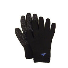 Hanz Sealskinz Chillblocker Black Waterproof Cold Weather Outdoor MVT Gloves