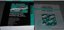1998 TOYOTA CELICA Service Repair Shop Manual Set W WIRING DIAGRAM MANUAL EWD