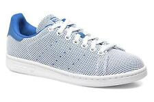 Women's Adidas Originals Stan Smith Adicolor W Low rise Trainers in Blue