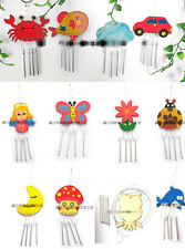 DIY Paint Your Own Wooden Wind Chime Windchime Kids Gift Party Favor Decoration