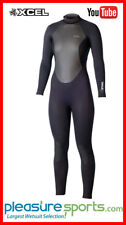 XCEL Xplorer Women's Wetsuit OS 3/2mm Back Zip Cold Water Wetsuit BEST SELLER