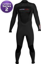 Mens Hyperflex Cyclone 2 Wetsuit 3/2 GBS Sealed Seams Surfing Diving BEST SELLER