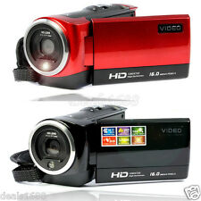 2.7'' LCD 16X Digital ZOOM Full HD 720P 16MP Digital Video Camcorder Camera DV