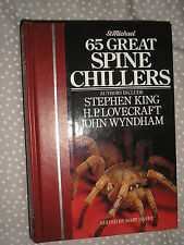 65 Great Spine Chillers - Stephen King / H P Lovecraft / John Wyndham + More!
