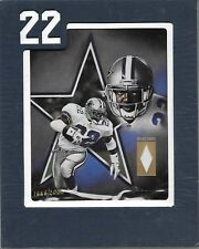 2000 Emmitt Smith Relic Gallery Collection Game Used Jersey 1666/2000 COWBOYS $$
