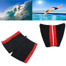 Men's Swim Shorts Swimwear Trunks Beach Pants Sexy Sports Boxers Swimsuit M-L-XL