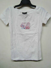 FOX RACING GIRLS PINK FOX SHORT SLEEVE WOMENS/GIRLS T-SHIRT BRAND NEW
