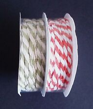 NEW Two-Tone Trim Chunky Twine - Two Colors