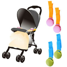 2xStroller Accessories Stroller Blanket Clip Blanket Holder for Baby Stroller #c